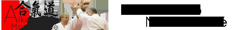 Aïkido Club Monthermé Logo